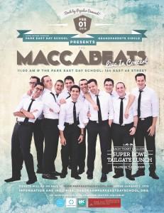 maccabeats 2015 Final