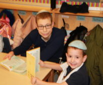 EC Big Brother/Big Sister Program: Rosh Chodesh Kislev