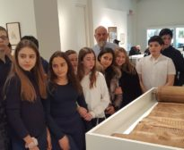 Grade 8 Trip to Sotheby's