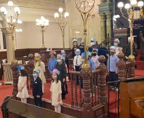 1st Grade Siddur Program 2021