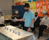 8th Grade Yom HaShoah Commemoration